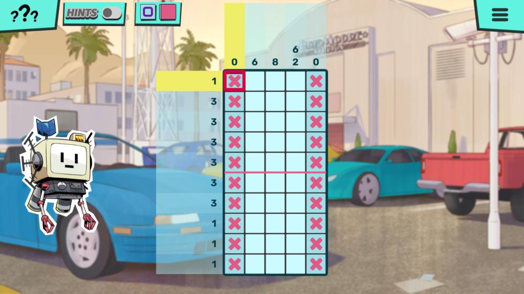 picross puzzle